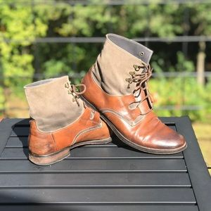 To Boot New York men's boots 9.5M (fits 10.5M)